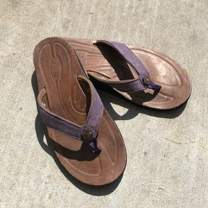 GUC Keen Leather Sandals